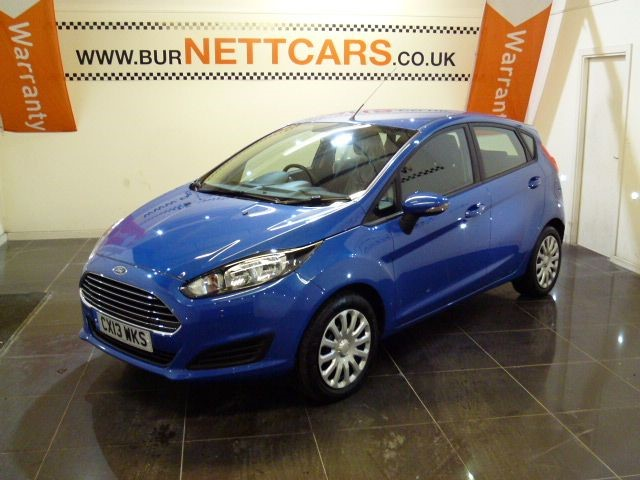 used Ford Fiesta STYLE TDCI in chorely-lancashire