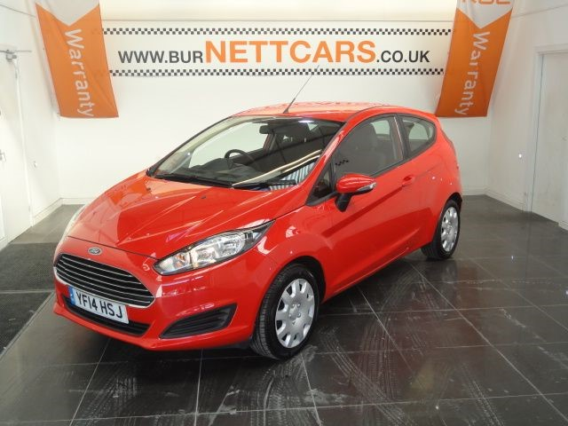 used Ford Fiesta STYLE in chorely-lancashire