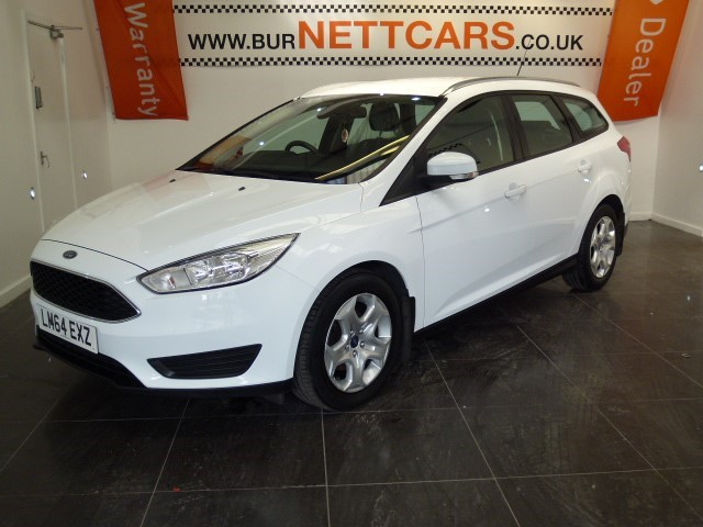 used Ford Focus STYLE TDCI in chorely-lancashire