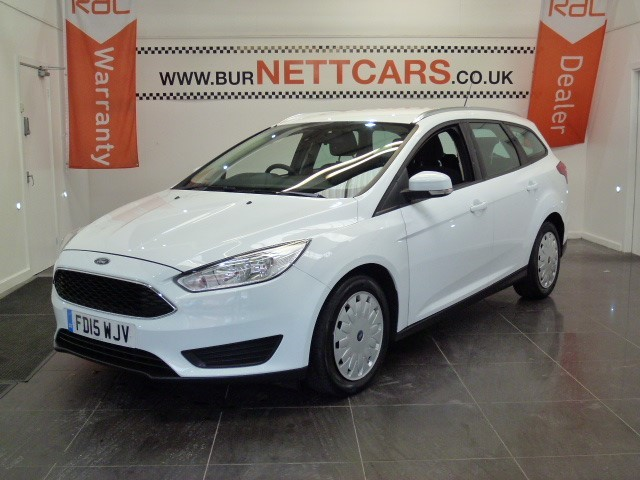 used Ford Focus STYLE ECONETIC TDCI in chorely-lancashire