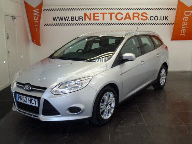 used Ford Focus EDGE TDCI in chorely-lancashire