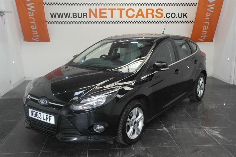 used Ford Focus ZETEC TDCI in chorely-lancashire