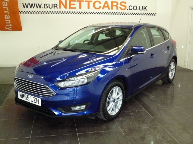 used Ford Focus ZETEC TDCI in chorely-lancashire