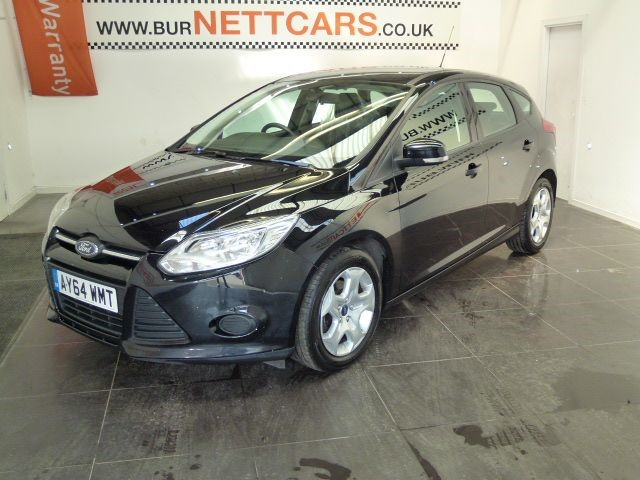 used Ford Focus EDGE ECONETIC TDCI in chorely-lancashire