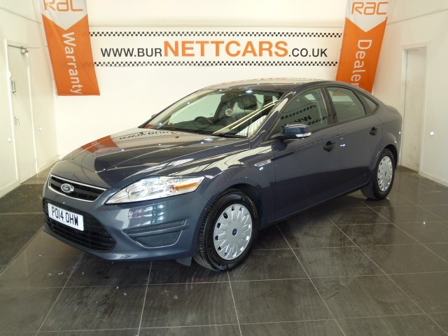 used Ford Mondeo EDGE TDCI in chorely-lancashire