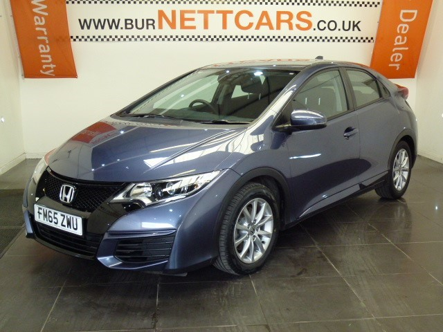 used Honda Civic I-DTEC S NAVI in chorely-lancashire