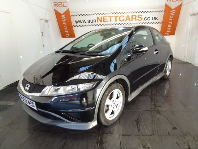 used Honda Civic I-VTEC TYPE S in chorely-lancashire
