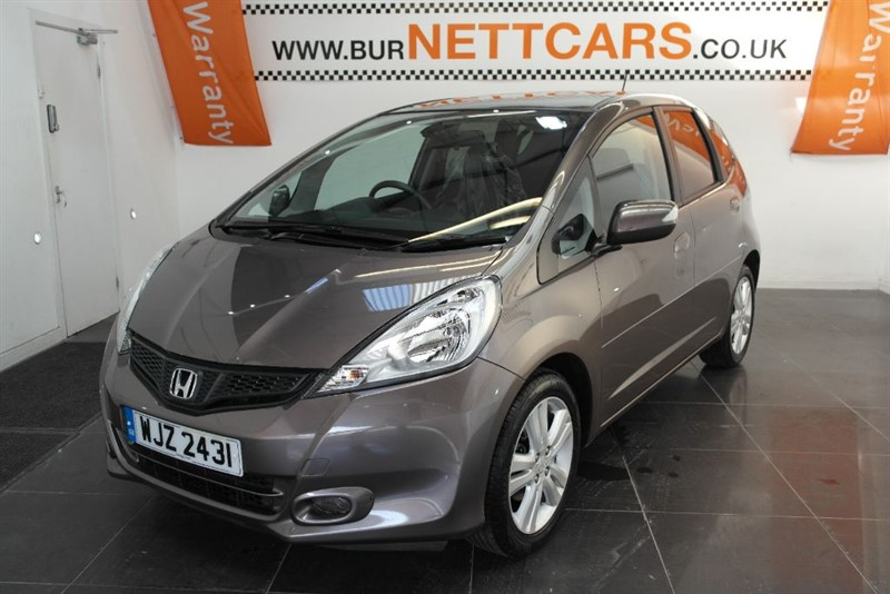 used Honda Jazz 1.4 VTEC ES in chorely-lancashire
