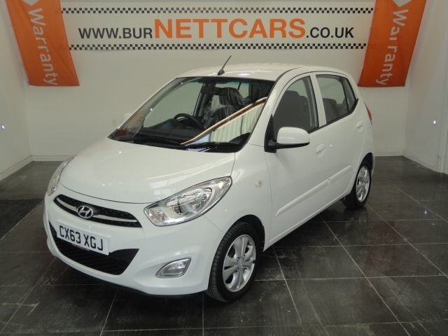 used Hyundai i10 ACTIVE in chorely-lancashire