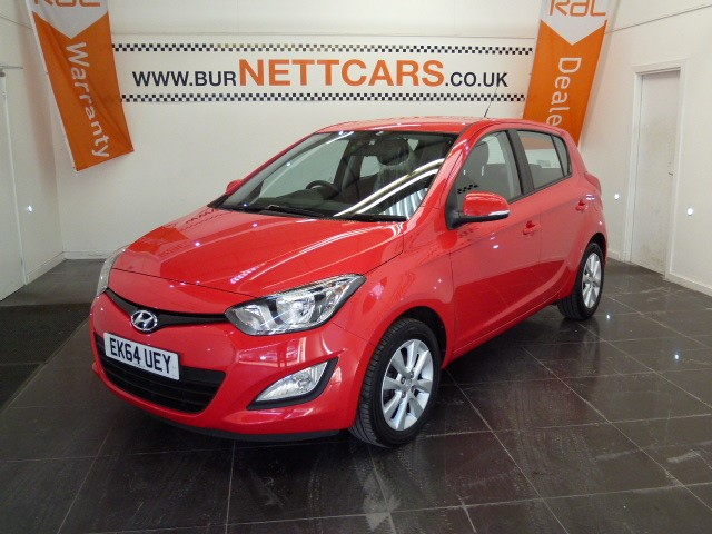 used Hyundai i20 ACTIVE in chorely-lancashire