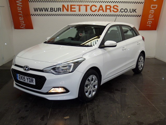 Used Hyundai I20 Mpi S Air Quality Cars For Sale In Chorley