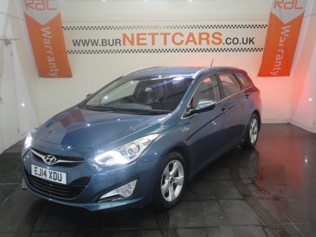 used Hyundai i40 CRDI ACTIVE BLUE DRIVE in chorely-lancashire
