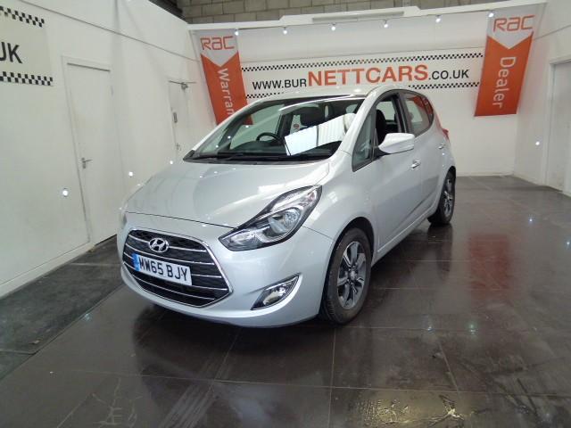 used Hyundai ix20 SE in chorely-lancashire