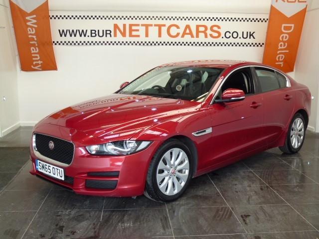used Jaguar XE SE in chorely-lancashire
