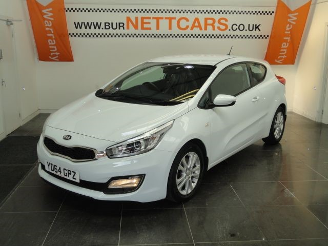 used Kia Ceed PRO CEED VR7 in chorely-lancashire