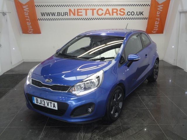 used Kia Rio 3 ECODYNAMICS in chorely-lancashire