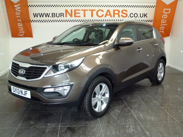 used Kia Sportage 2 in chorely-lancashire