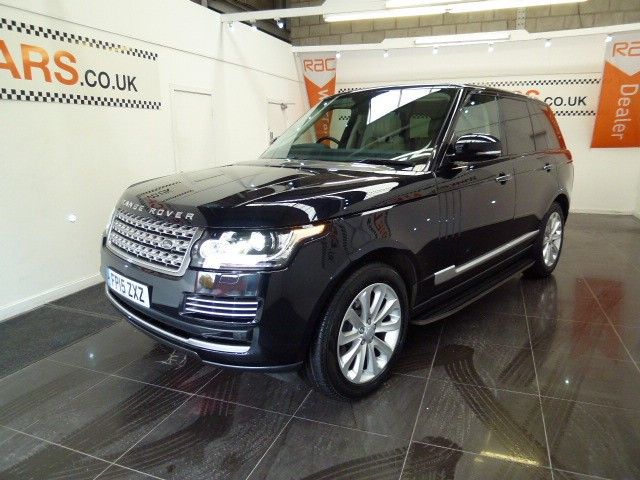 used Land Rover Range Rover TDV6 VOGUE SE in chorely-lancashire