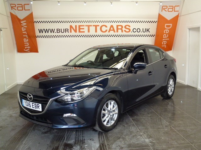 used Mazda Mazda3 D SE in chorely-lancashire