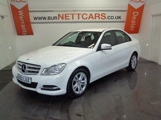 used Mercedes C200 CDI BLUEEFFICIENCY EXECUTIVE SE in chorely-lancashire