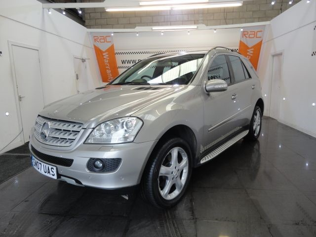 used Mercedes ML320 CDI SPORT in chorely-lancashire