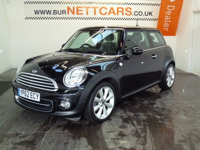 used MINI Cooper COOPER in chorely-lancashire