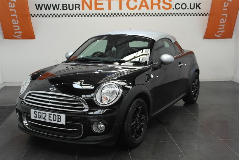MINI Coupe for sale