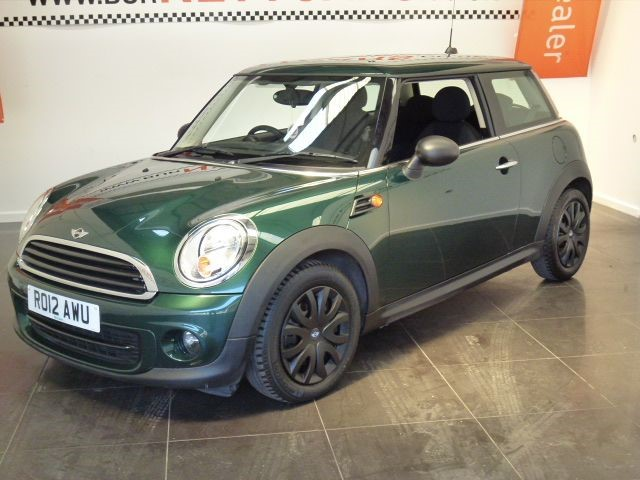 used MINI Hatch ONE D in chorely-lancashire