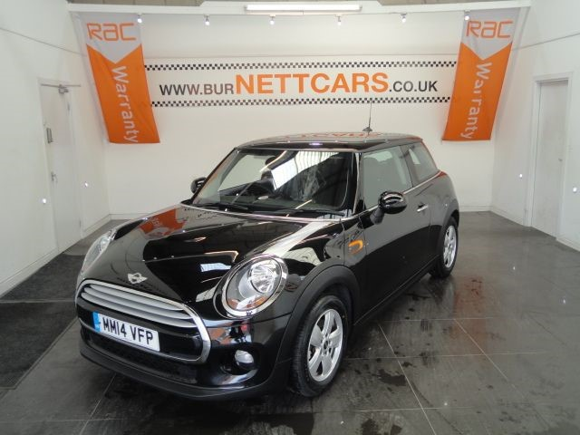 used MINI Hatch COOPER in chorely-lancashire