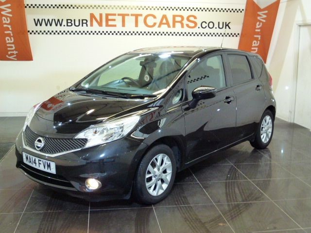 used Nissan Note DCI ACENTA in chorely-lancashire