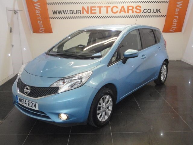 used Nissan Note ACENTA in chorely-lancashire