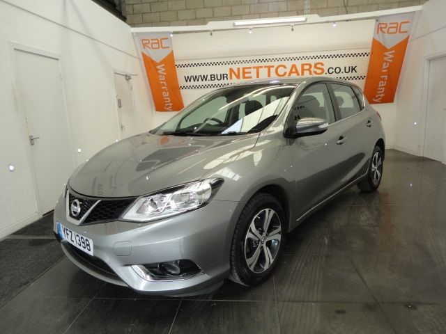 used Nissan Pulsar ACENTA DCI in chorely-lancashire