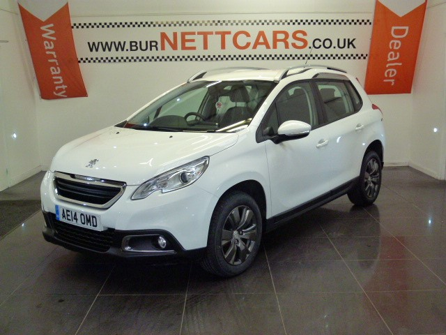used Peugeot 2008 E-HDI ACTIVE in chorely-lancashire
