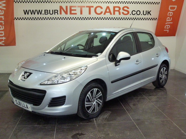 used Peugeot 207 HDI S in chorely-lancashire