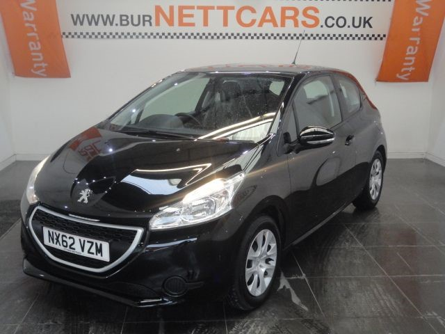 used Peugeot 208 ACCESS PLUS HDI in chorely-lancashire