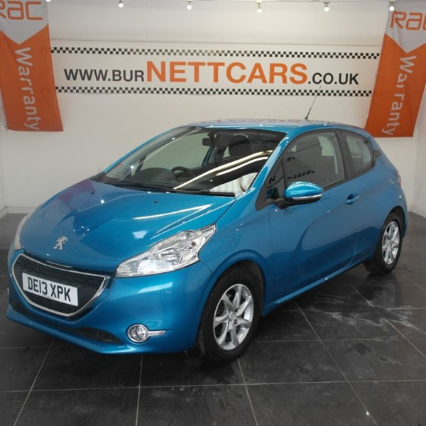 used Peugeot 208 ACTIVE in chorely-lancashire