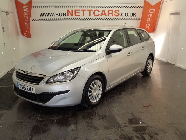 used Peugeot 308 HDI SW ACCESS in chorely-lancashire