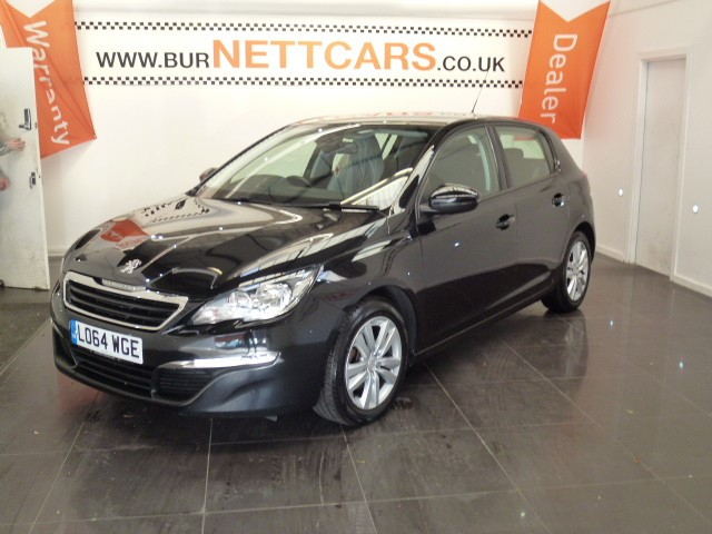 used Peugeot 308 E-HDI ACTIVE in chorely-lancashire