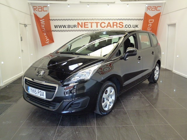 used Peugeot 5008 HDI ACCESS in chorely-lancashire