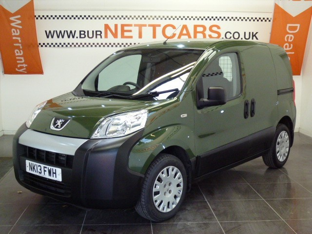 used Peugeot Bipper HDI SE in chorely-lancashire