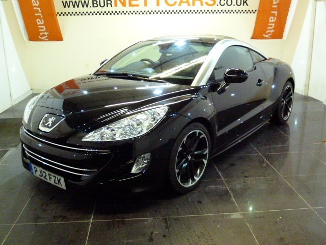 used Peugeot RCZ HDI GT in chorely-lancashire