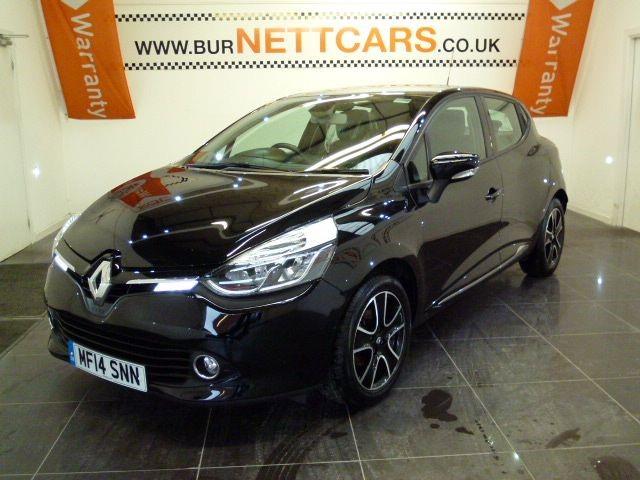 used Renault Clio DYNAMIQUE MEDIANAV in chorely-lancashire