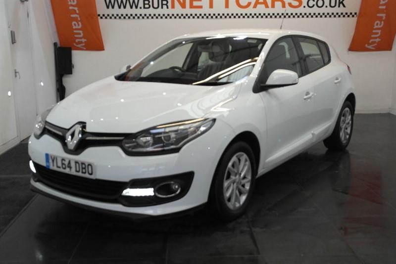 used Renault Megane DYNAMIQUE TOMTOM VVT in chorely-lancashire