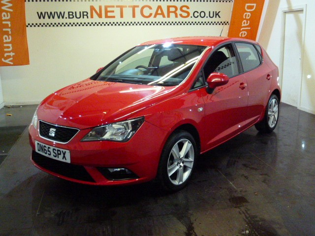 used SEAT Ibiza TOCA in chorely-lancashire