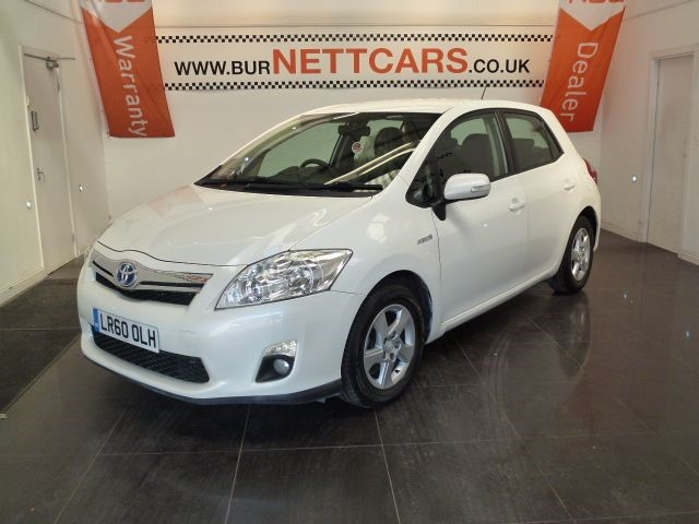 used Toyota Auris T4 in chorely-lancashire