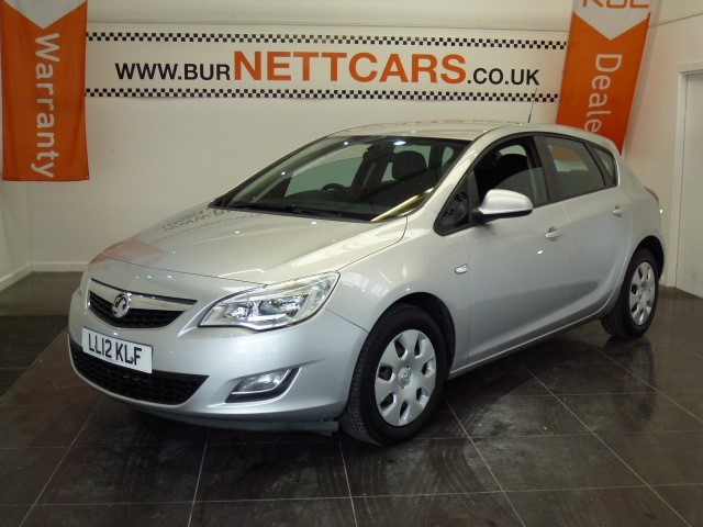 used Vauxhall Astra ES in chorely-lancashire