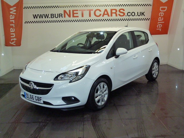 used Vauxhall Corsa DESIGN ECOFLEX in chorely-lancashire