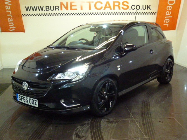 used Vauxhall Corsa LIMITED EDITION in chorely-lancashire