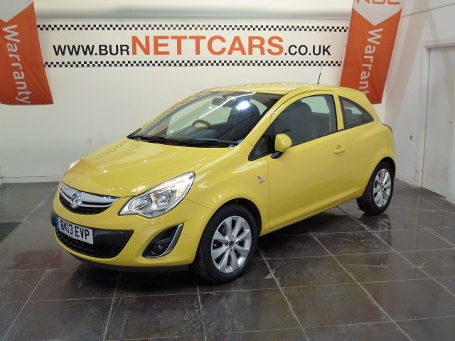 used Vauxhall Corsa ACTIVE AC in chorely-lancashire
