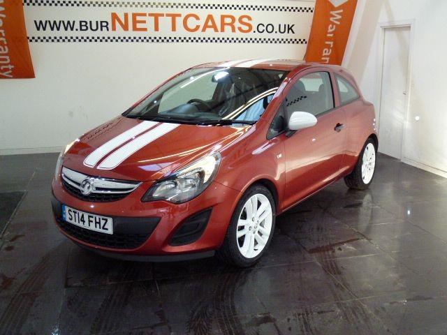 used Vauxhall Corsa STING AC in chorely-lancashire